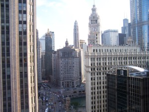 Chicago's Magnificant Mile