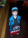 Thomas the Tank Engine aka choo choo