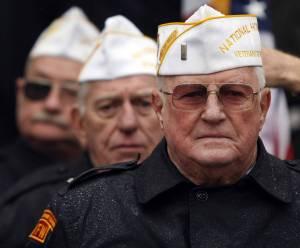 VFW National Honor Guard in Arlington Cemetery
